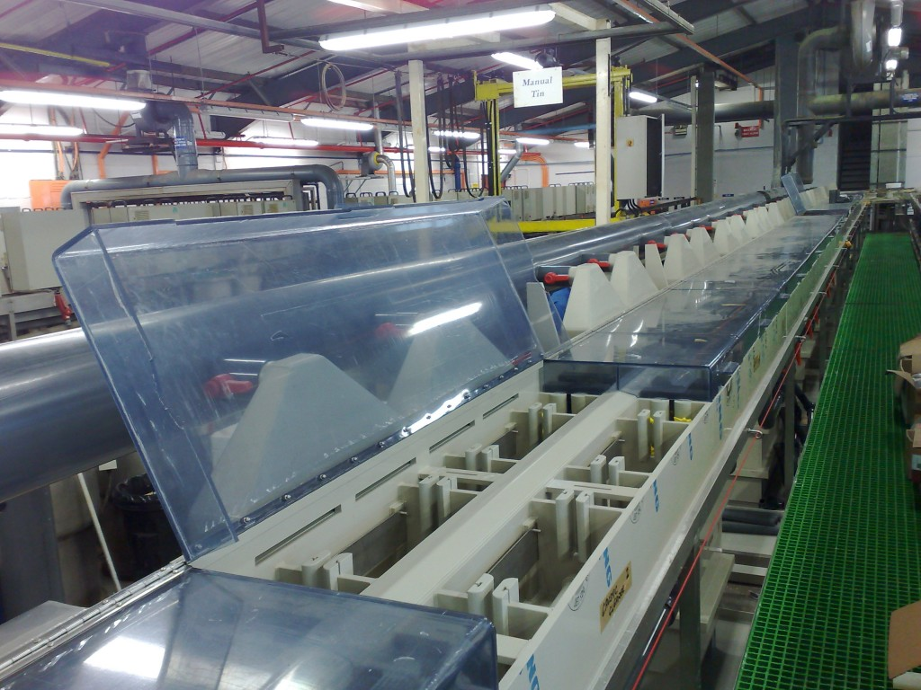 10 Beckox plating lines and modules Beckox plating lines and modules 101