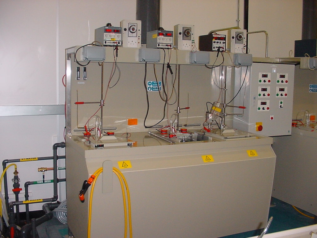 Beckox plating lines and modules