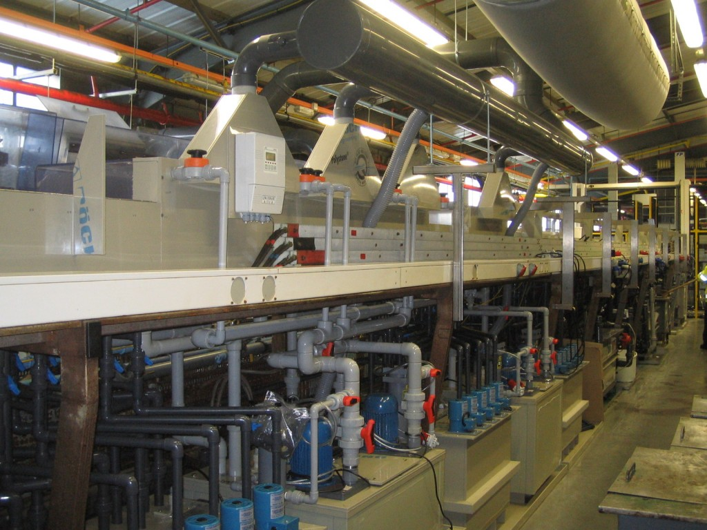 11 Beckox plating lines and modules Beckox plating lines and modules 113