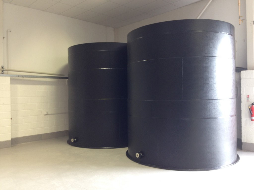 Beckox storage tanks