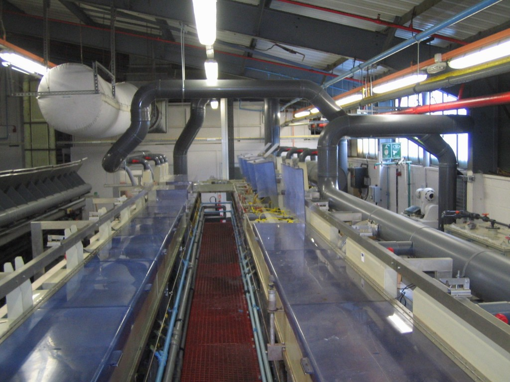 12 Beckox plating lines and modules Beckox plating lines and modules 121