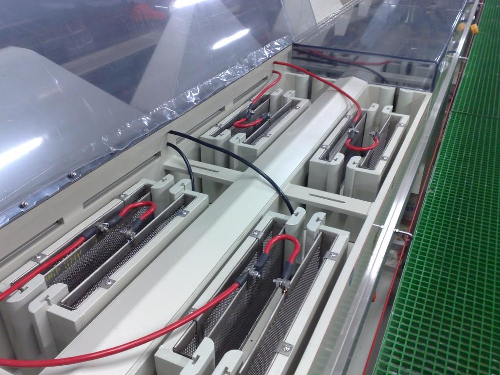 2 Beckox process tanks and vats Beckox process tanks and vats 210