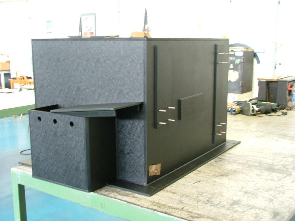 3 Beckox storage tanks Beckox storage tanks 310