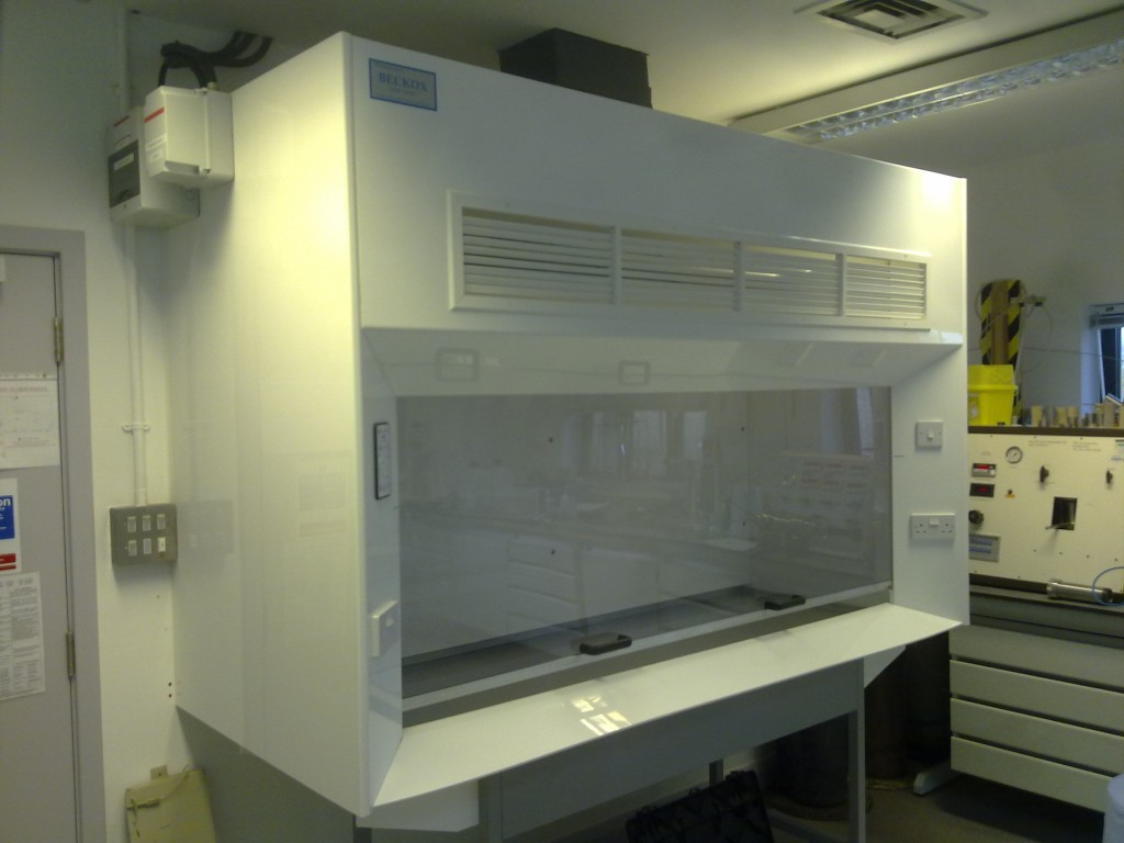 3 Beckox fume cupboards and wet benches Beckox fume cupboards and wet benches 34