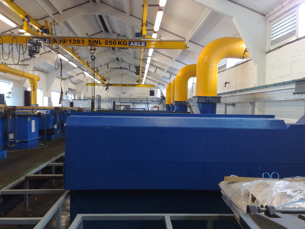 3 Beckox fume extraction and ducting systems Beckox fume extraction and ducting systems 36