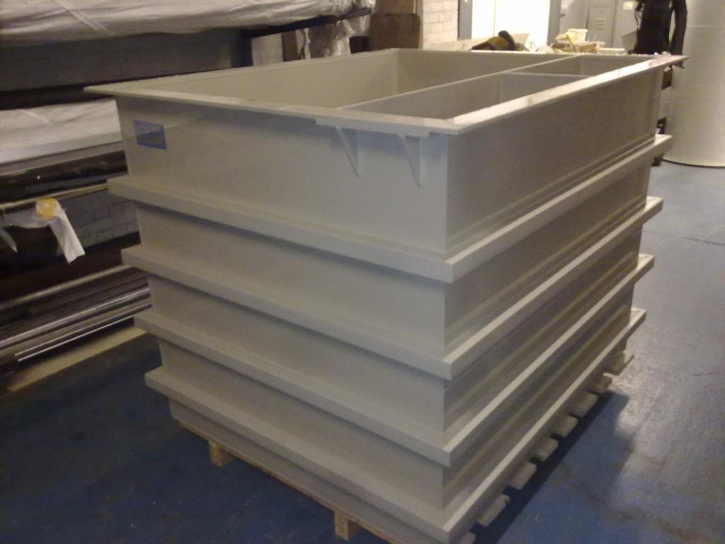 3 Beckox process tanks and vats Beckox process tanks and vats 39