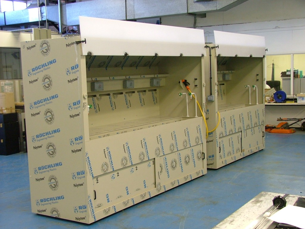 4 Beckox fume cupboards and wet benches Beckox fume cupboards and wet benches 44