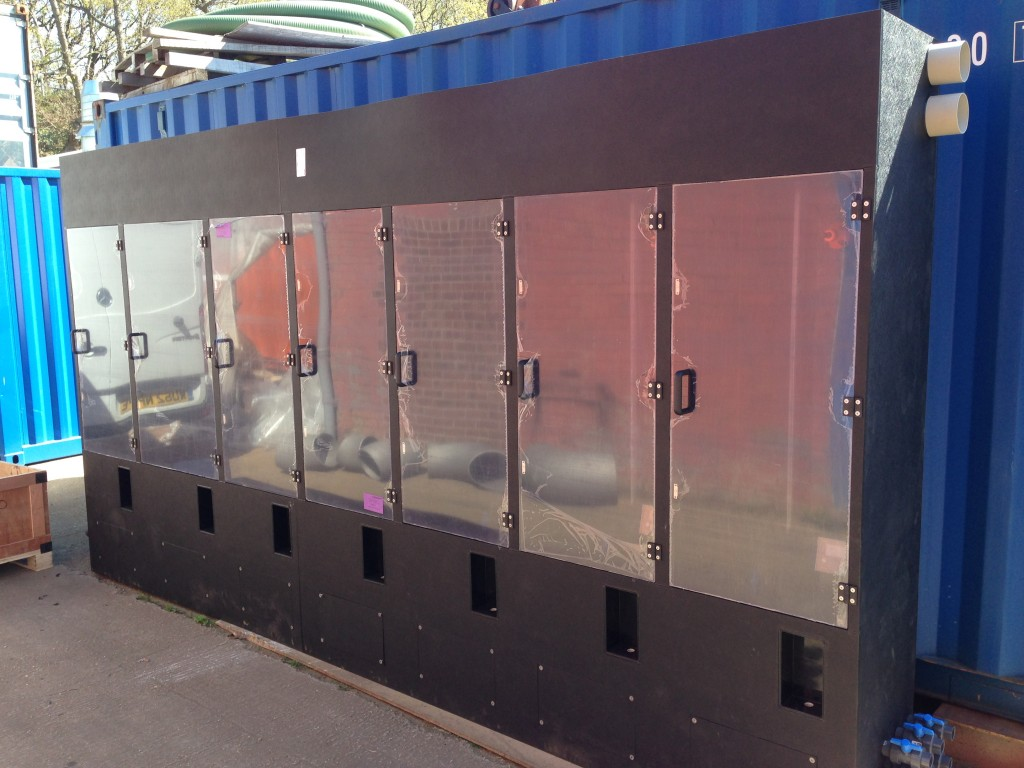 4 Beckox fume enclosures Beckox fume enclosures 45