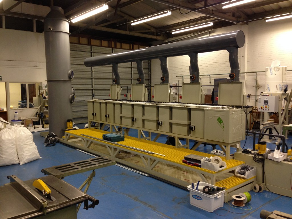 4 Beckox plating lines and modules Beckox plating lines and modules 48