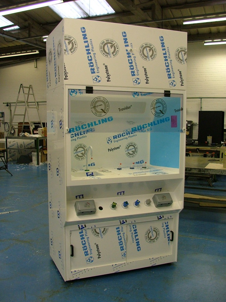 5 Beckox fume cupboards and wet benches Beckox fume cupboards and wet benches 54