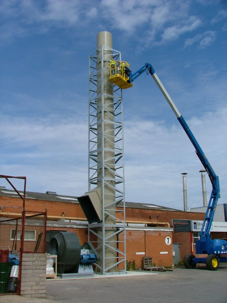 5 Beckox fume extraction and ducting systems Beckox fume extraction and ducting systems 56