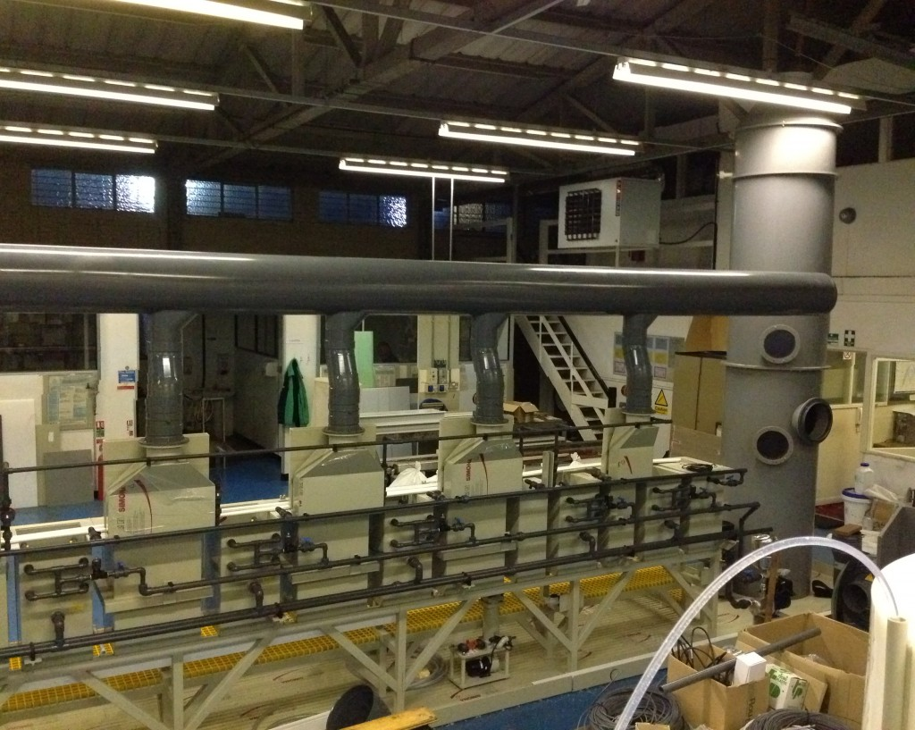 5 Beckox plating lines and modules Beckox plating lines and modules 58