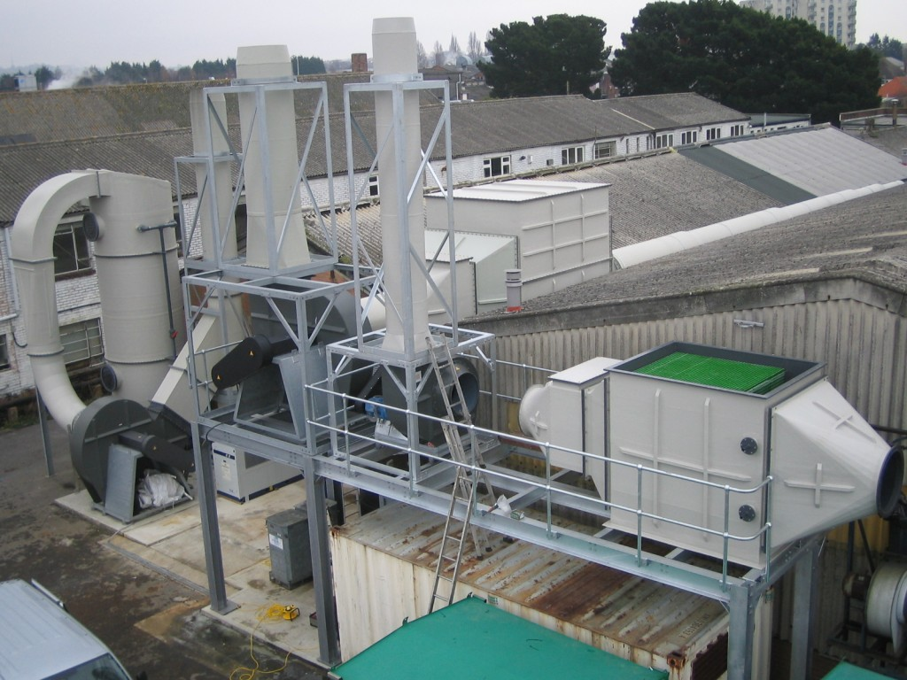 6 Beckox fume scrubbers systems Beckox fume scrubbers systems 64