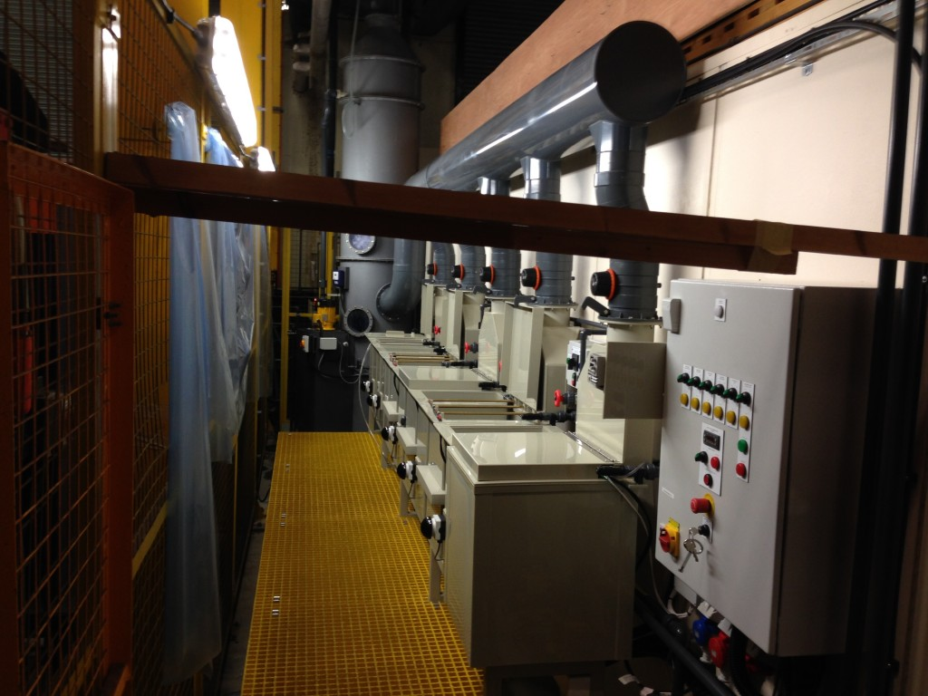 6 Beckox plating lines and modules Beckox plating lines and modules 65