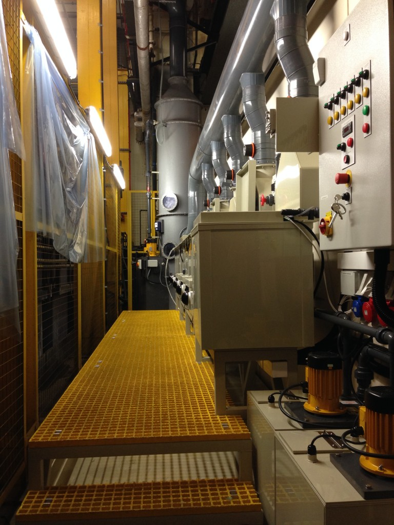 7 Beckox plating lines and modules Beckox plating lines and modules 72