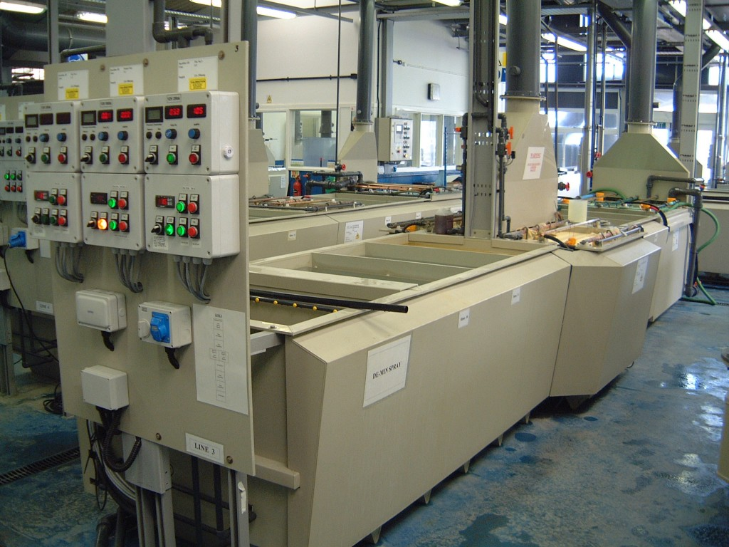 8 Beckox plating lines and modules Beckox plating lines and modules 81